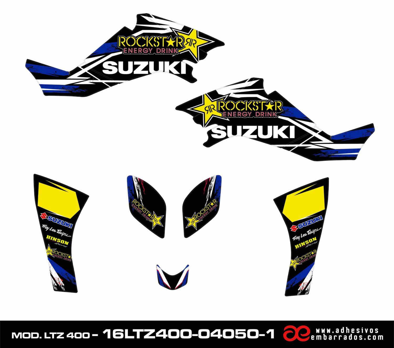 Gráficas Suzuki