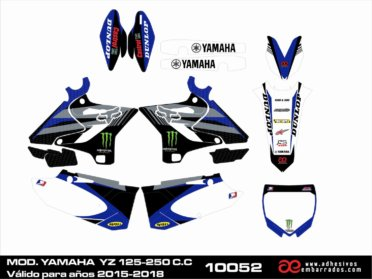 Graphics YZ 2015-18