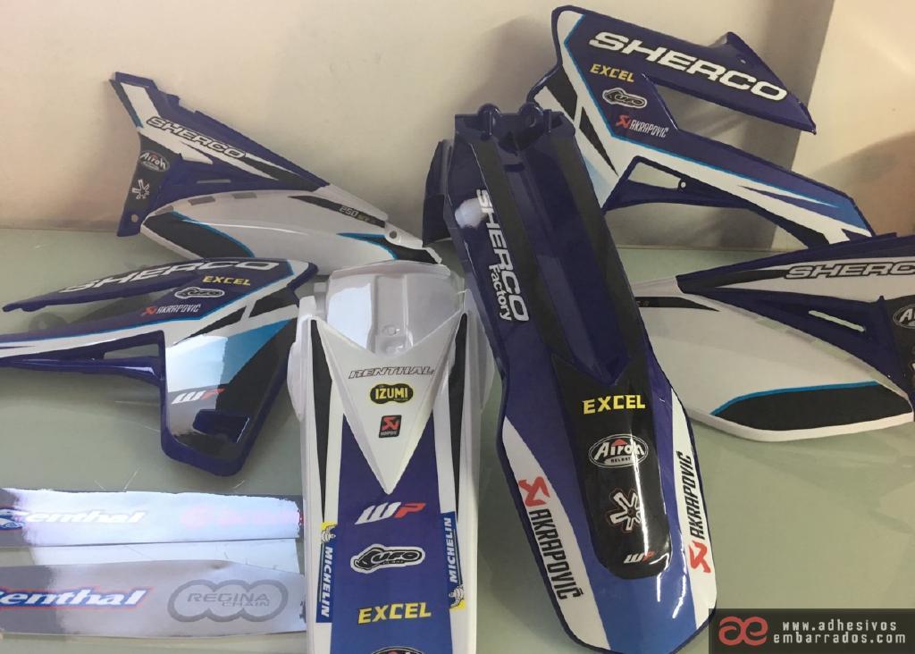 Plasticos Y Adhesivos Sherco 255FR