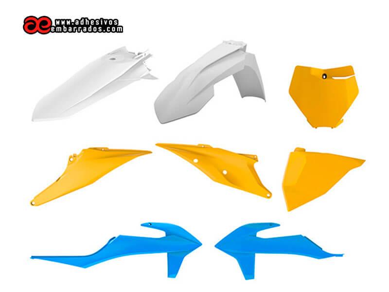 plasticos-ktm-amarillo-y-azul