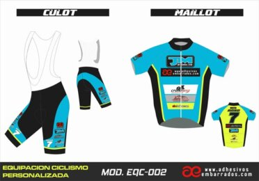Equipacion Ciclismo EQC – 002