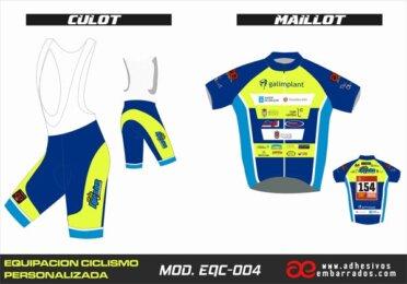 Equipacion Ciclismo EQC – 004