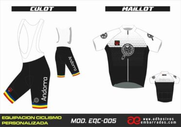 Equipacion Ciclismo EQC – 005