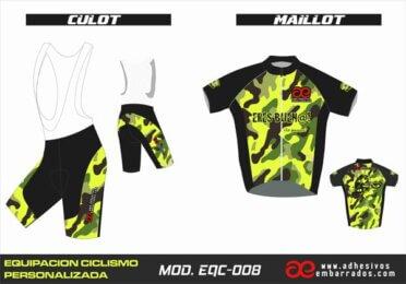 Equipacion Ciclismo EQC – 008