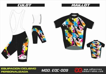 Equipacion Ciclismo EQC – 009
