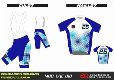 Equipacion Ciclismo EQC – 010