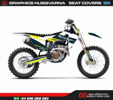 Kit Adhesivos Husqvarna 2020
