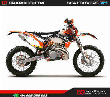 Adhesivos Ktm TROY LEE