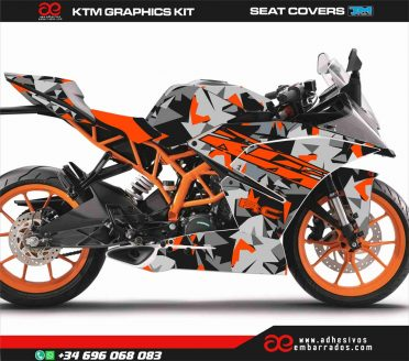 Adhesivos KTM RC