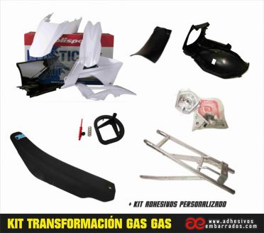 KIT-TRANSFORMACION-GAS-GAS