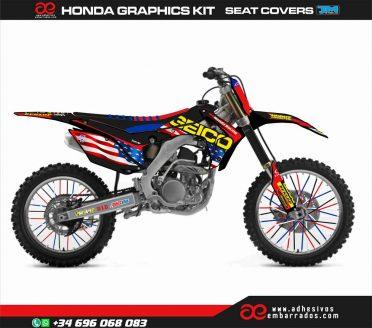 Adhesivos Motocross
