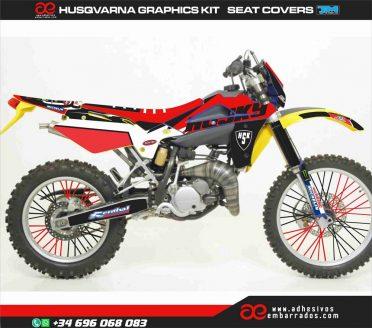 Decals Motocross
